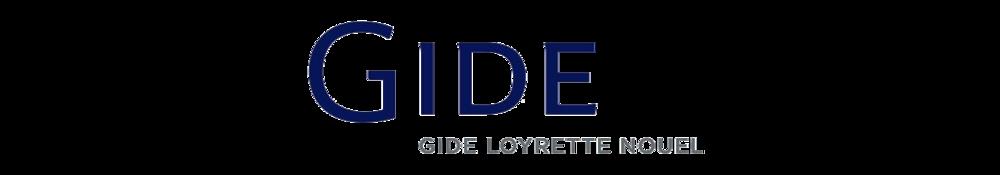 Gide Loyrette Nouel - Gide est le premier cabinet d'avocats international d'origine française.Fondé à Paris en 1920, le cabinet compte aujourd'hui 13 bureaux dans le monde. Il rassemble 600 avocats, dont une centaine d'associés, de 35 nationalités différentes.Ils sont membres de plus de 40 barreaux, dont ceux des pays où Gide possède une présence physique (Solicitors, England & Wales, Barreau de New York, etc.)Gide se distingue en outre dans de nombreux classements (Chambers and Partners Europe, The Legal 500), et a notamment été élu « France Law Firm of the Year » en 2010, 2011, 2014 et 2017 lors des Chambers Europe Awards.