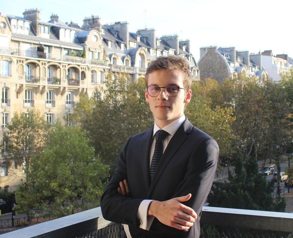 Hubert POURADIER DUTEIL - Formation universitaire :Master 1 - Droit et Ingénierie Financière (Université Lyon III)Rôle au sein de l'association :Pôle PartenariatsAfficher le CV