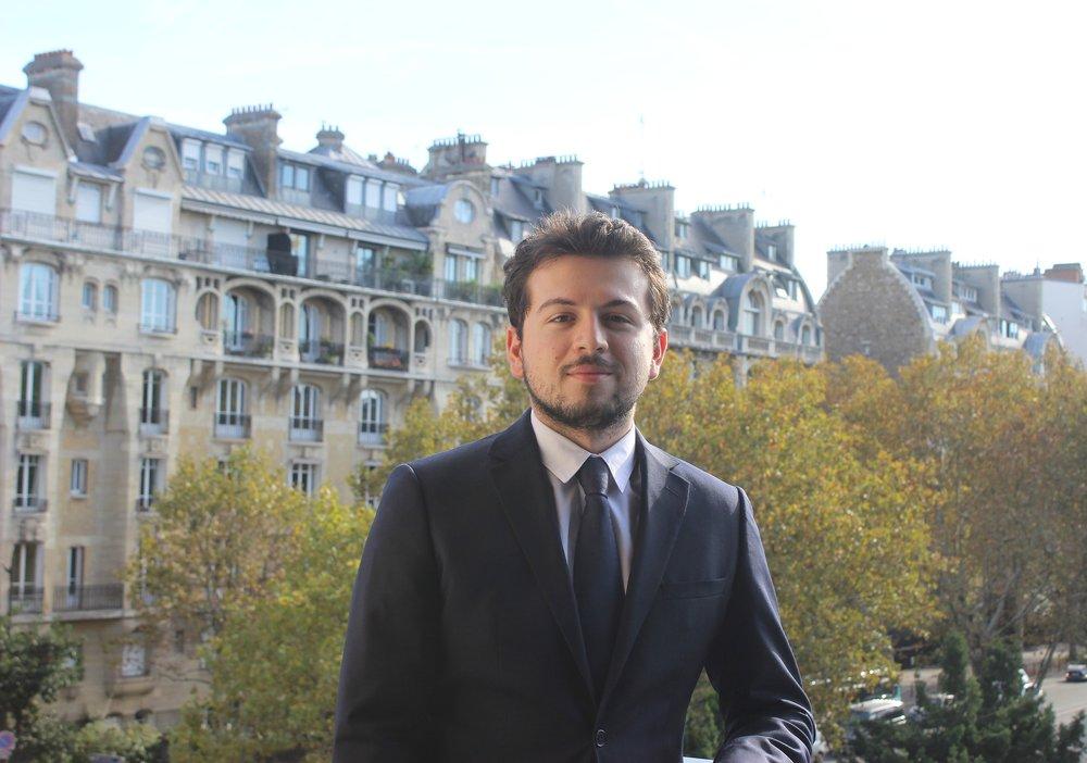 Georges TCHIKAIDZE - Formation universitaire :Master 1 - Droit des affaires (Université Paris II Panthéon-Assas)Rôle au sein de l'association :Pôle Team buildingAfficher le CV