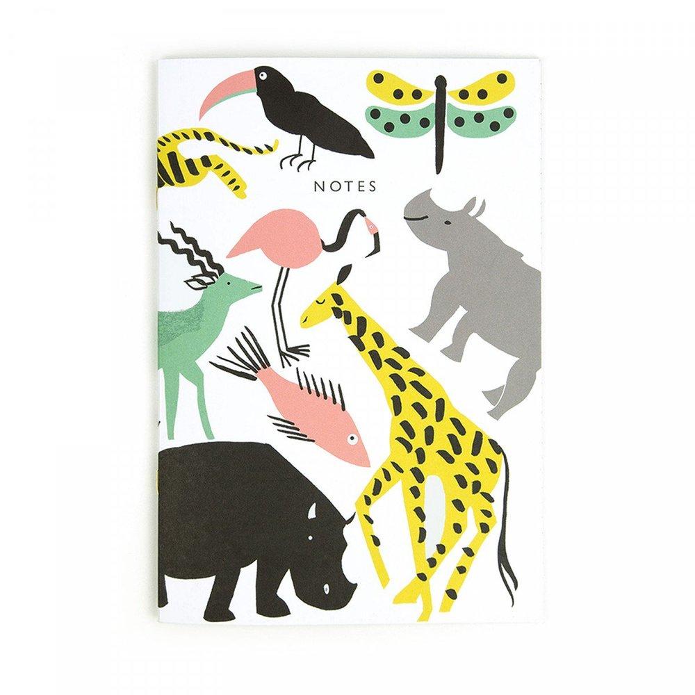 Animals notebook
