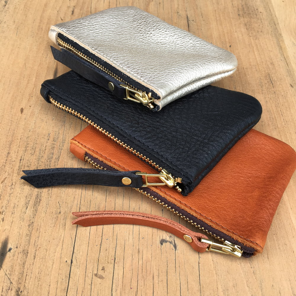 Foxcombe Coin Purse by Miller and Jeeves - £24.50