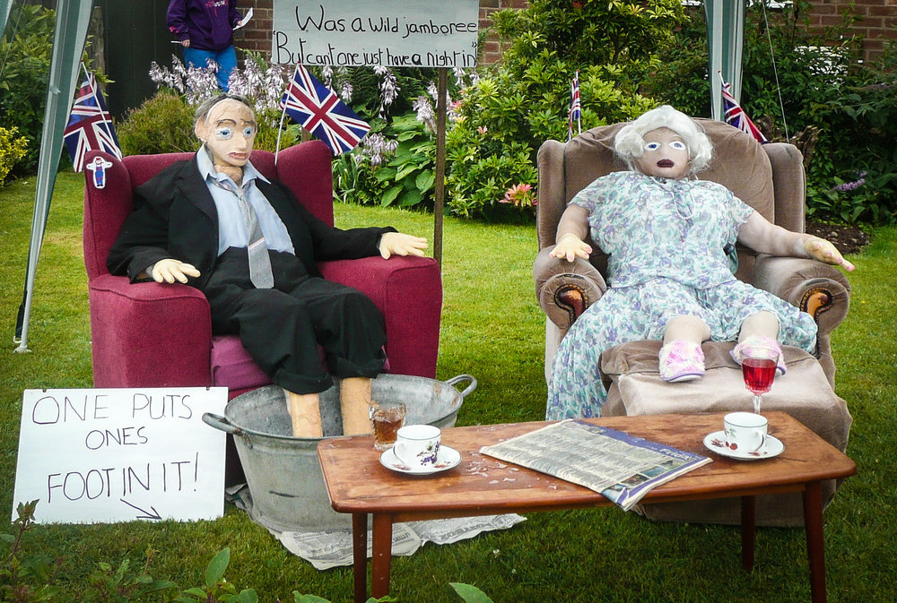 Images from heatherscarecrowfestival.com