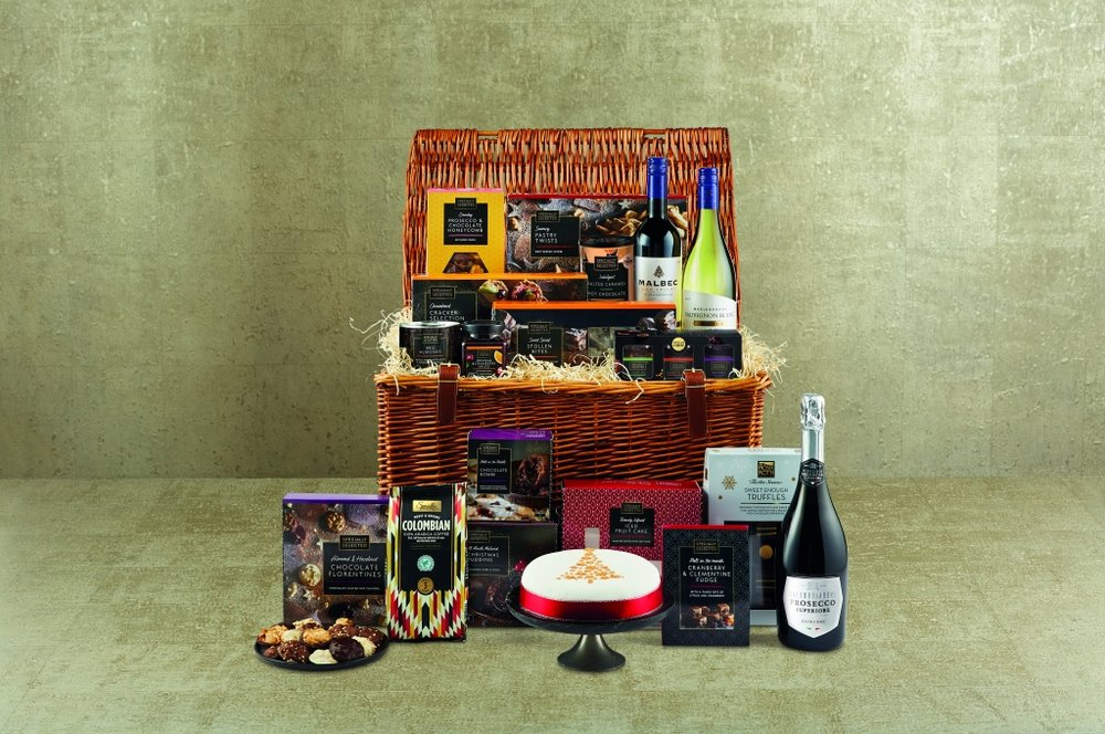 The Christmas Feast Hamper (£79.99)