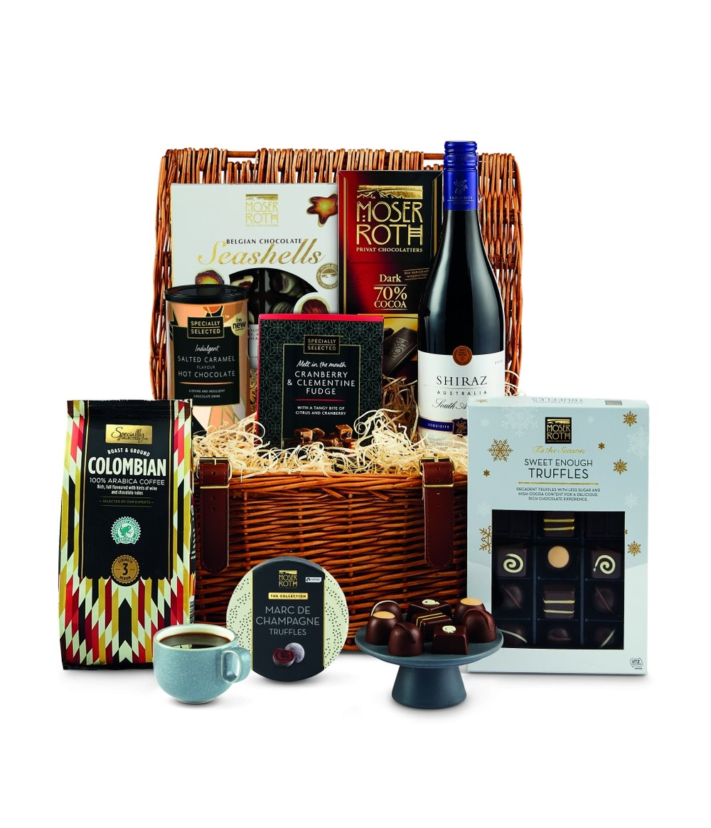 The Specially Selected Treats Hamper