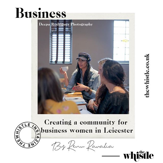 Digital marketing and social media coach @iamrenuravalia has founded @leicesterfempreneurcommunity - an inspiring group of Leicester business women who share the same passions. Swipe left to read all about it, and be sure to follow @leicesterfempreneurcommunity 🙌🏼💥 #girlpower
