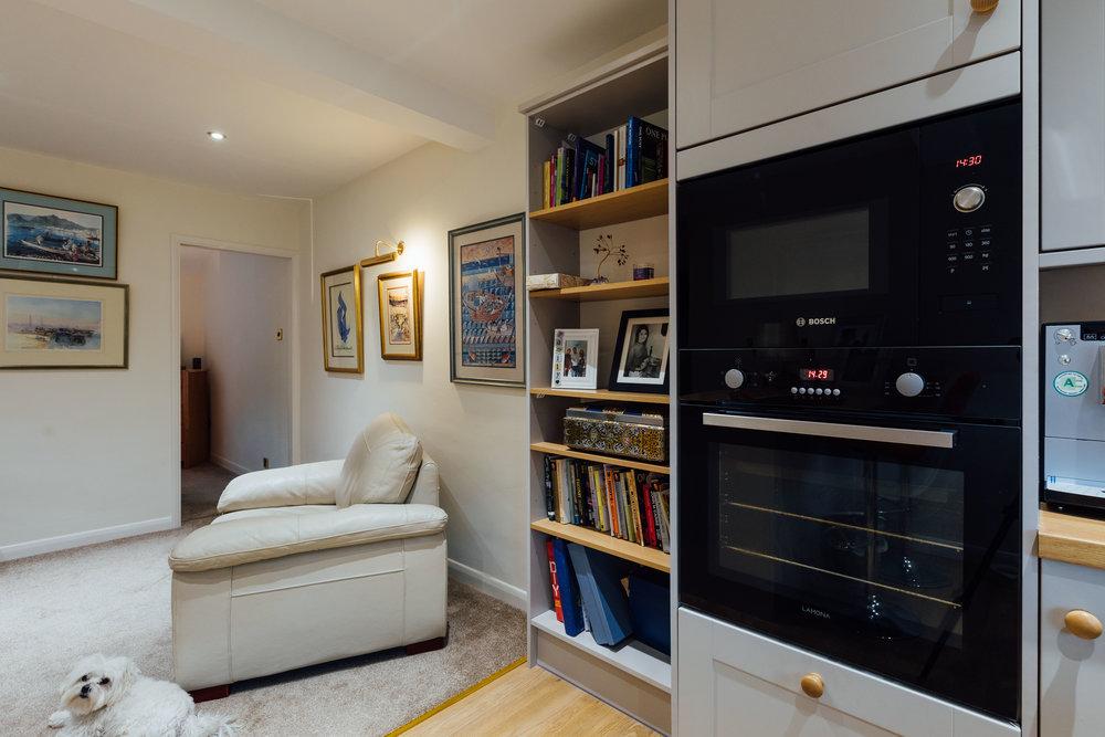 Flat - living kitchen