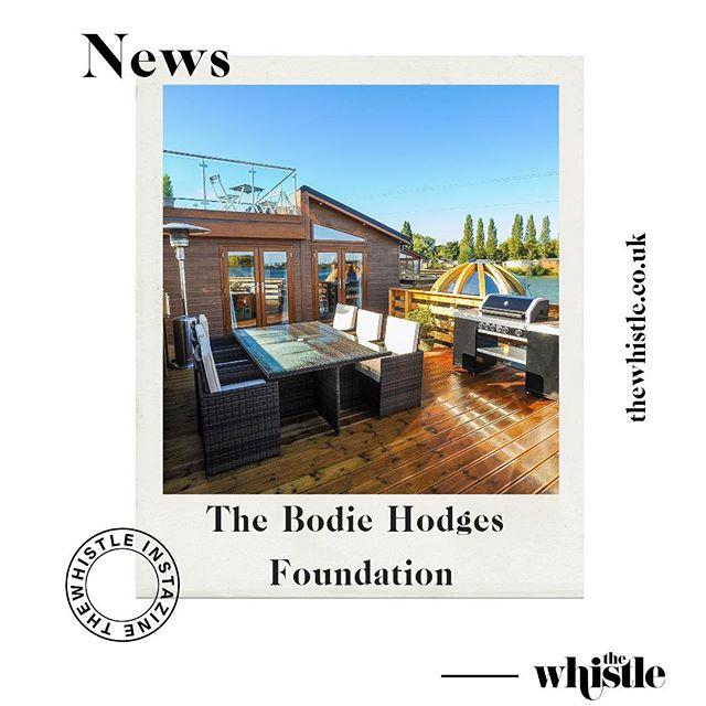 Swipe left to read all about this inspiring charity: The Bodie Hodges Foundation @bodiehodges. You can watch some videos about the foundation and their work on thewhistle.co.uk (click the link in our bio) ⭐️