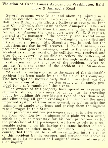 WB&A Accident - Electric Railway Journal - June 13 1908.PNG