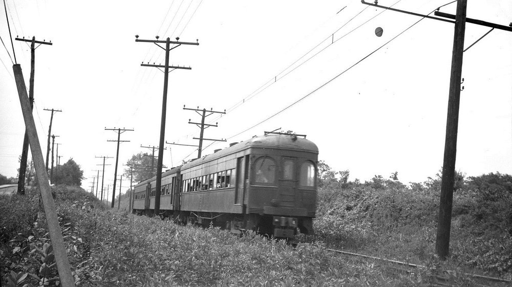 Baltimore & Annapolis Railroad Garland, Maryland Date: Unknown. Source: Unknown.