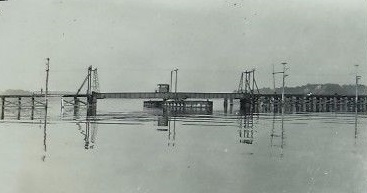 Baltimore & Annapolis Railroad, Severn River Bridge. Annapolis, Maryland Date: Unknown. Source: Unknown.