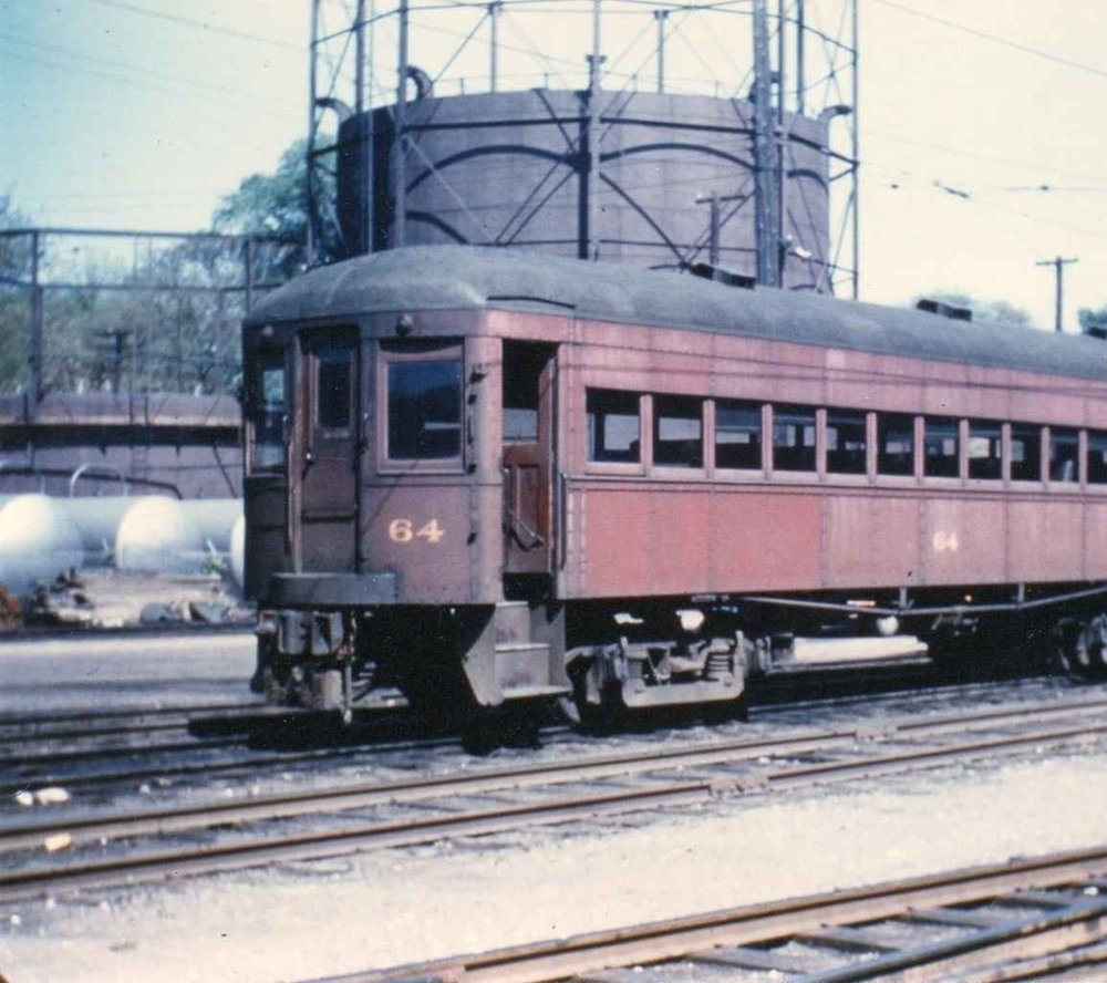 Baltimore & Annapolis Railroad Car #64. Annapolis, Maryland Date: Unknown. Source: Unknown.