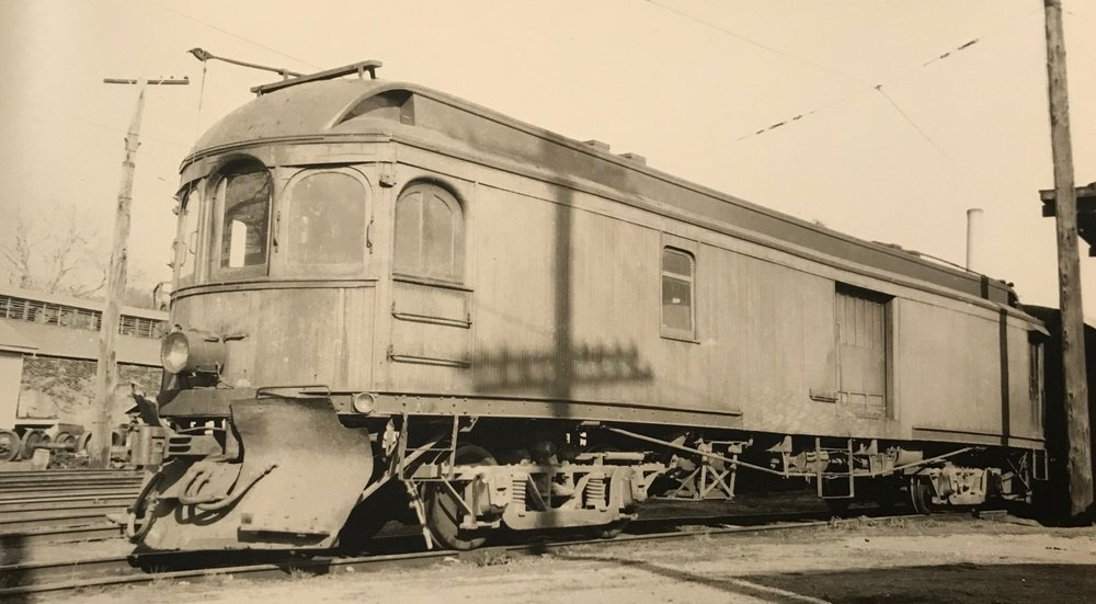 Baltimore & Annapolis Railroad Freight Car. Date: Unknown. Source: Hugh Hayes Collection.