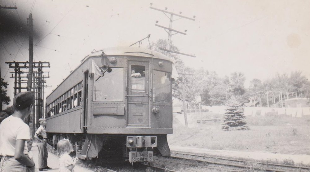 Baltimore & Annapolis Railroad Car Date: Unknown. Source: Hugh Hayes Collection.