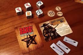 Bang the Dice Game -