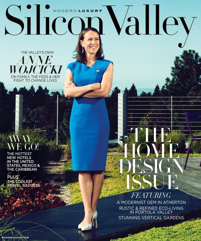 Silicon Valley Modern Luxury  May 2016