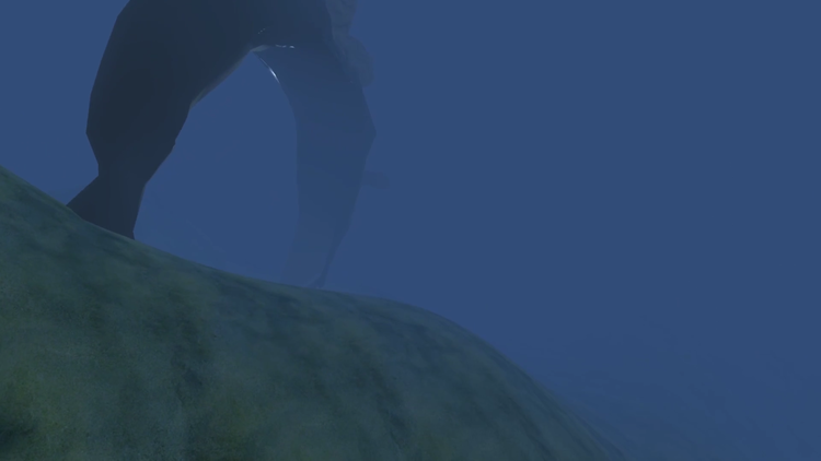 Underwater Graphics: A showcase of some of NovaKitten's earliest 3D modeling work and environmental storytelling.