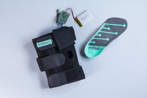 Remo Haptics Prototype. Click to Learn more.
