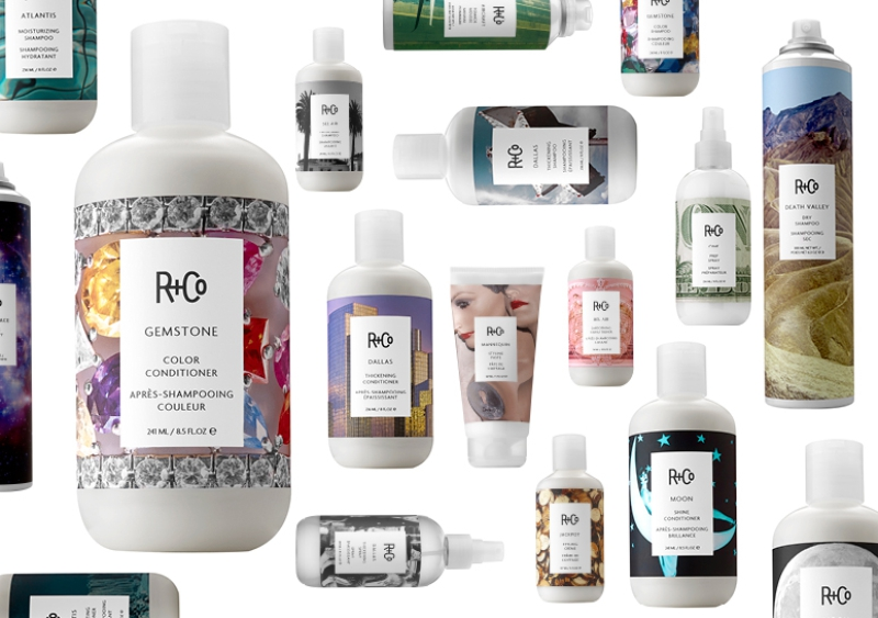 R+Co Hair Product line locally available asheville nc - best option clients favorite