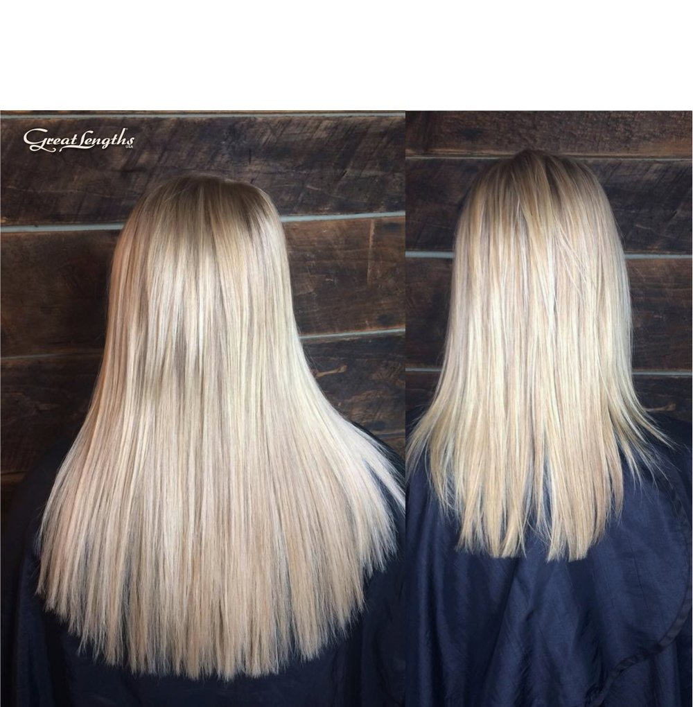 Best hair extensions certified color fusion keratin bond why great lengths is the best choice no toxic chemicals cold fusion pmusecretfo Gallery