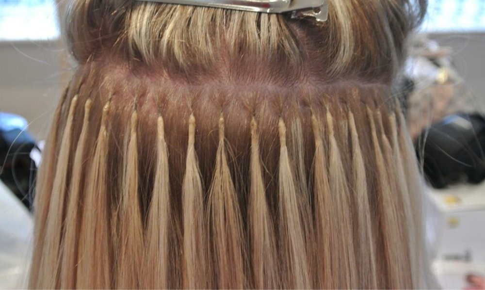 Great Lengths Hair Extensions Color Fusion Keratin Bond