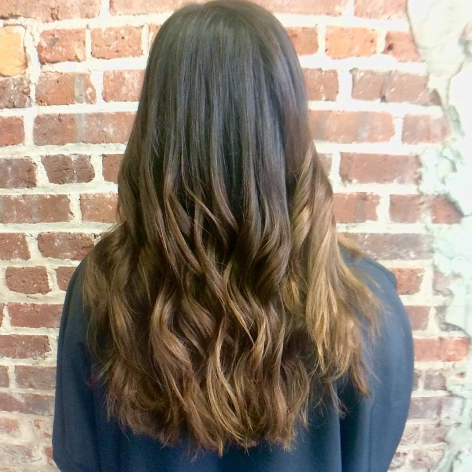 Asheville Hair Salon Color Balayage Hillary Loves Hair