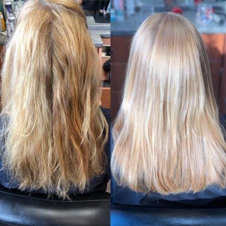 Hillary Loves Hair Salon Asheville NC Peter Coppola Keratin Treatment Hair Care