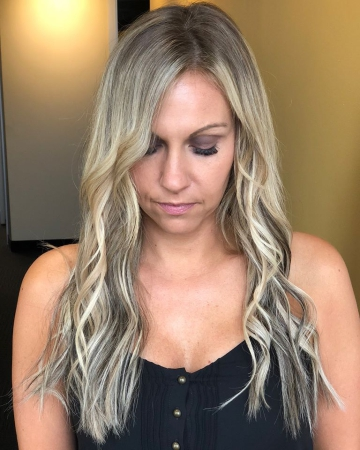 Asheville Hair Extensions Hillary Small Extra Length Color Highlights