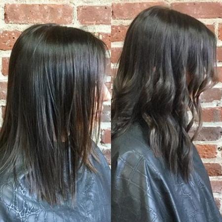 Hillary Loves Hair Hair Extensions Transformation Keratin Bonds