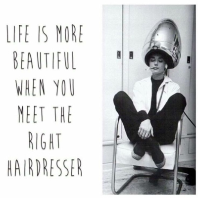 How to find a new hair salon and hair stylist in your city - Asheville NC.