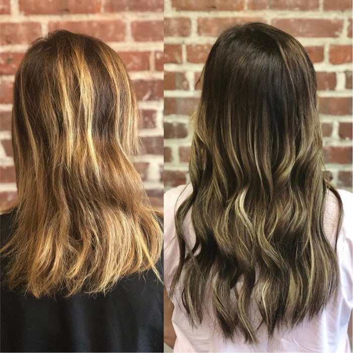 Hair Extensions Length Full Body Hair Salon