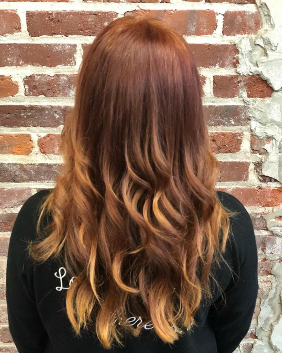 Asheville NC Full Body Hair Color Salon Transformation