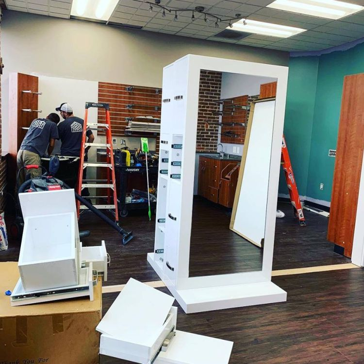 Hair Salon getting a new look in Downtown Asheville North Carolina