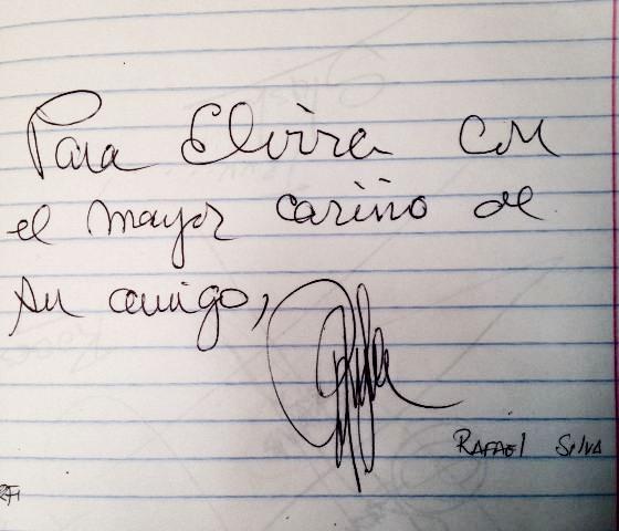 autografo Rafael Sylva.JPG