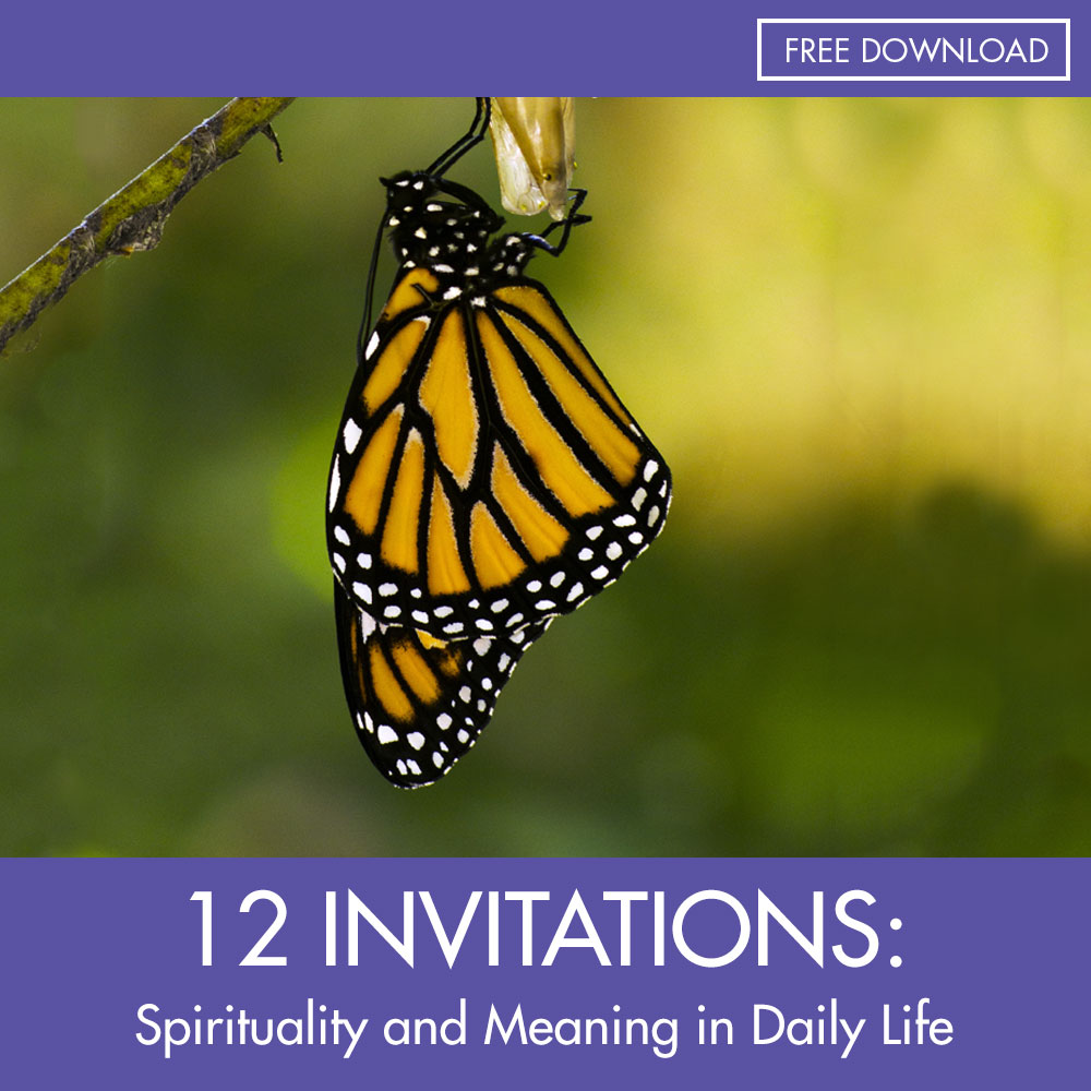12 Invitations Spirituality Meaning In Daily Life Mindspring