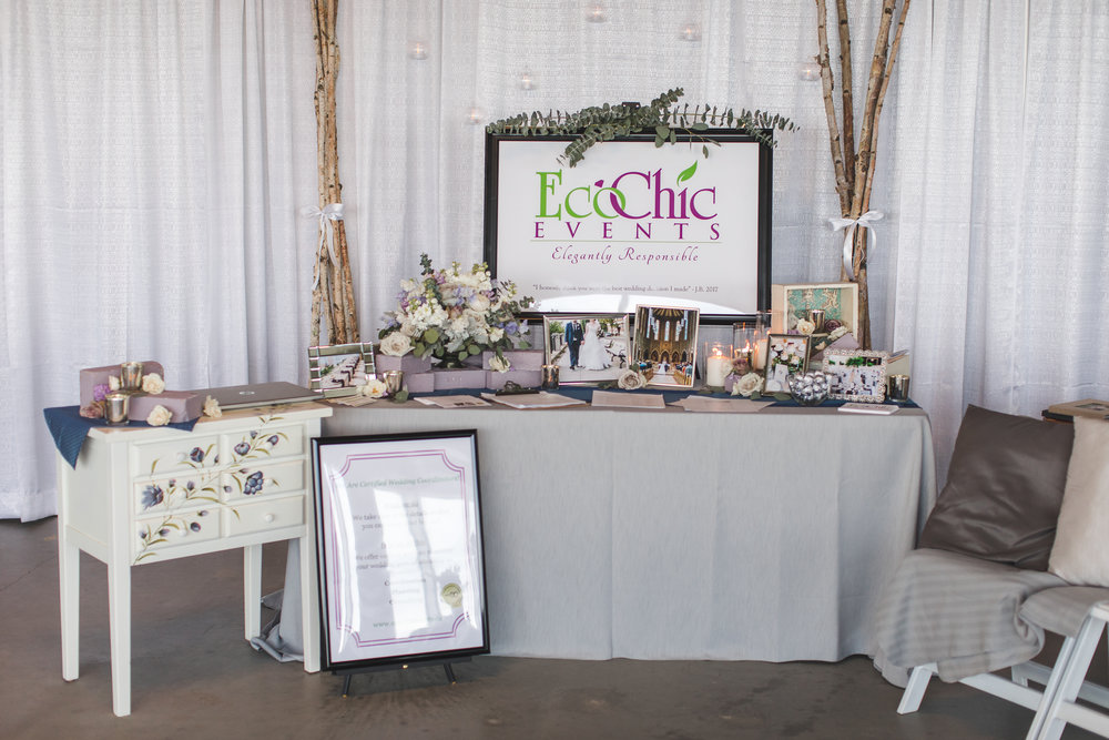 Eco Chic Events   Photography by Jill Coursen Photography