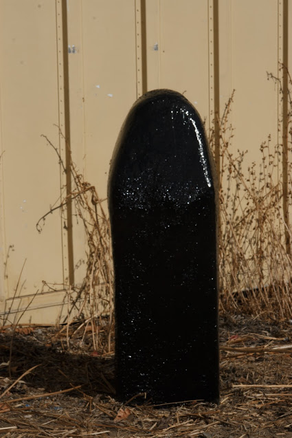 black outdoors