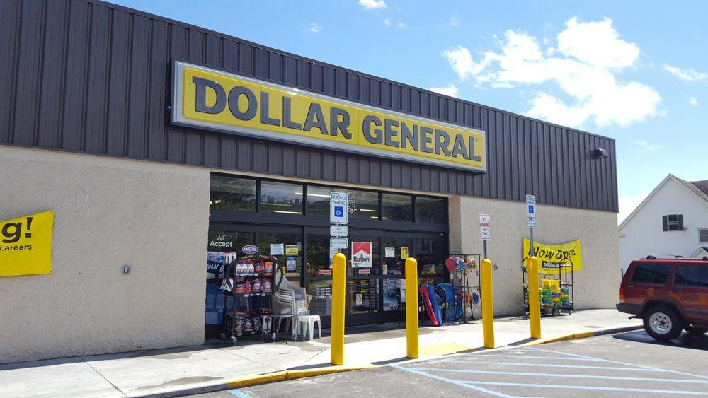Dollar General, Lisbon ME