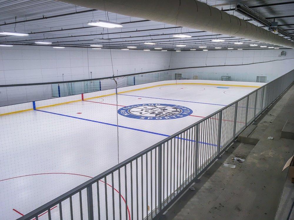 New England Sports Village    Attleboro, MA