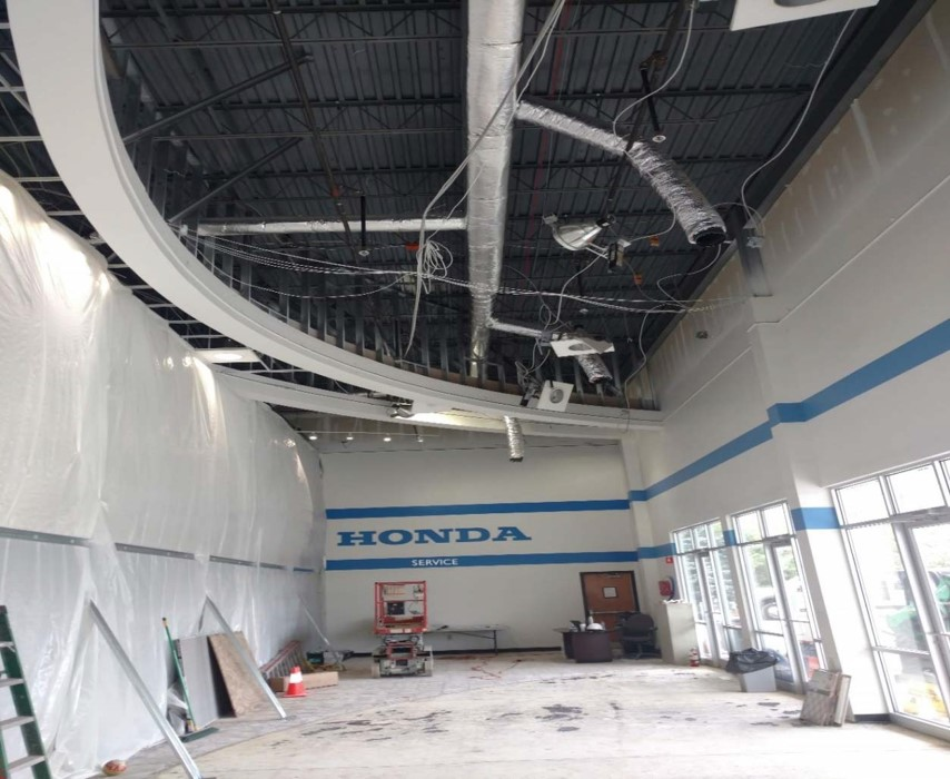 8-17-18 removal of ceiling tile and grid.jpg