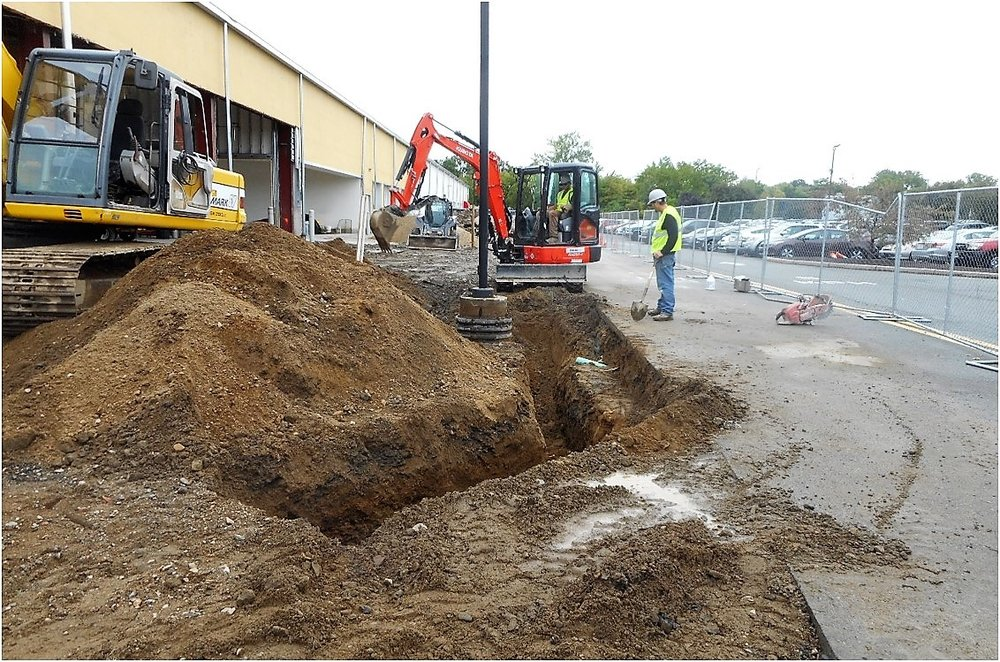 9-13 start excavation for new water service relocation.jpg