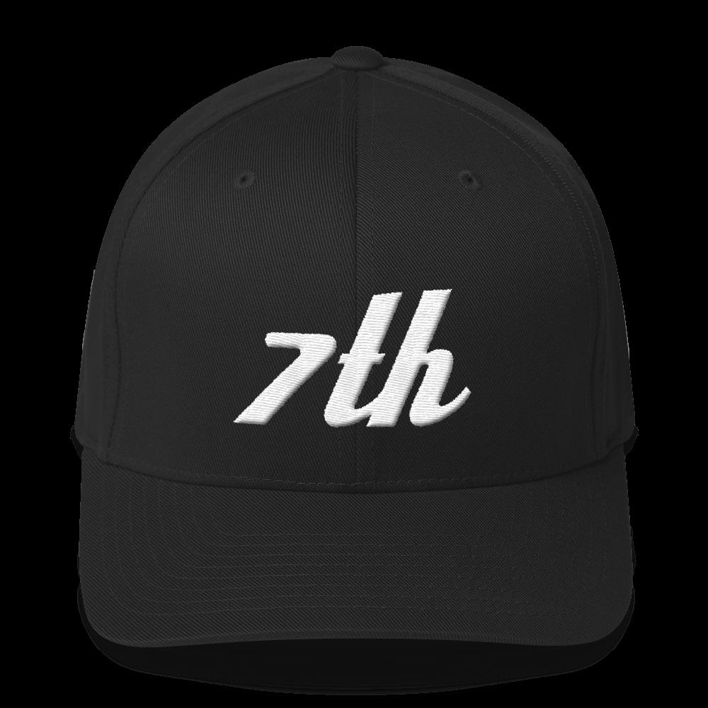 9d9255f0 Flexfit Structured Twill Cap