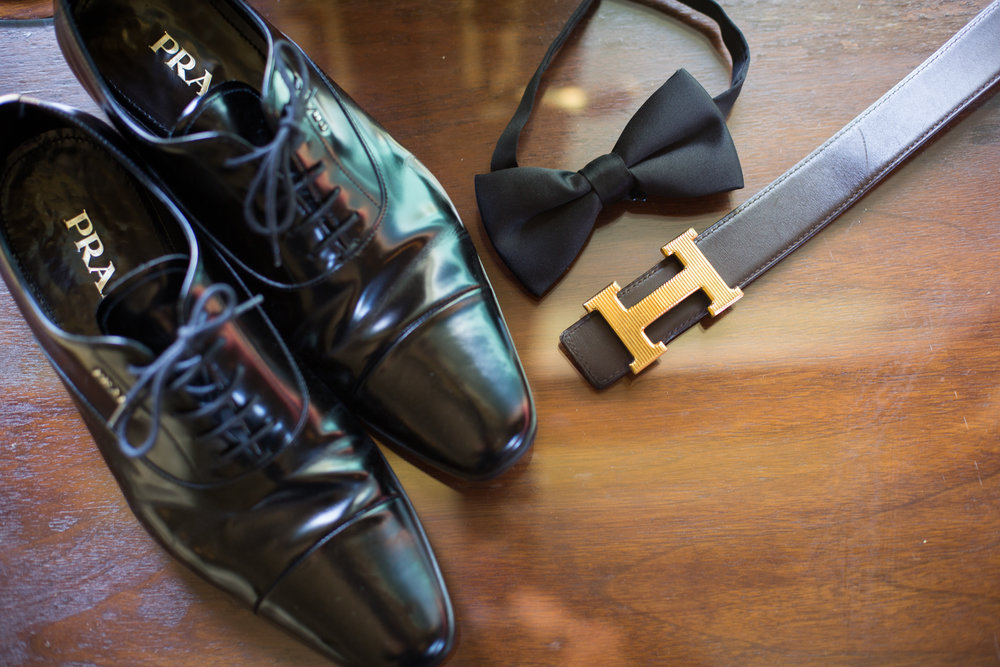 Men's wedding accesories