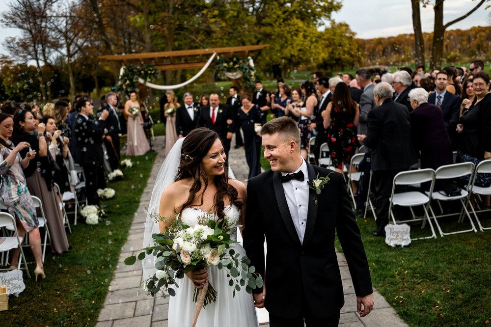 Montreal Fall Wedding