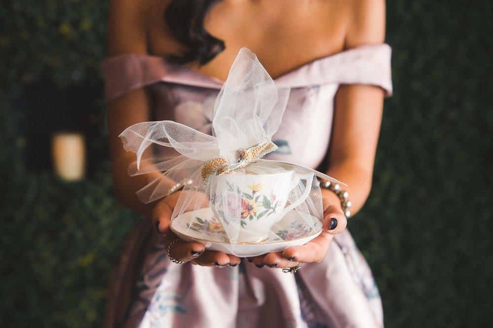 Tea Party Wedding Shower