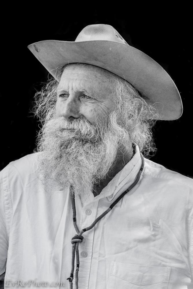 Santa Fe Street Musician