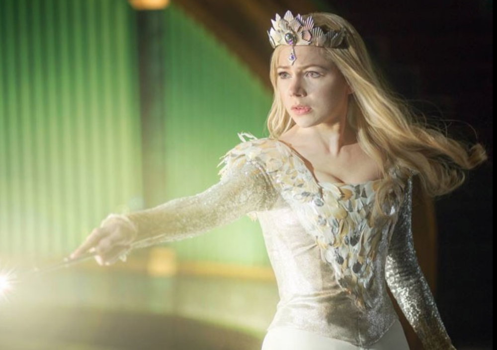 Costumer for Michelle Williams on Oz The Great and Powerful