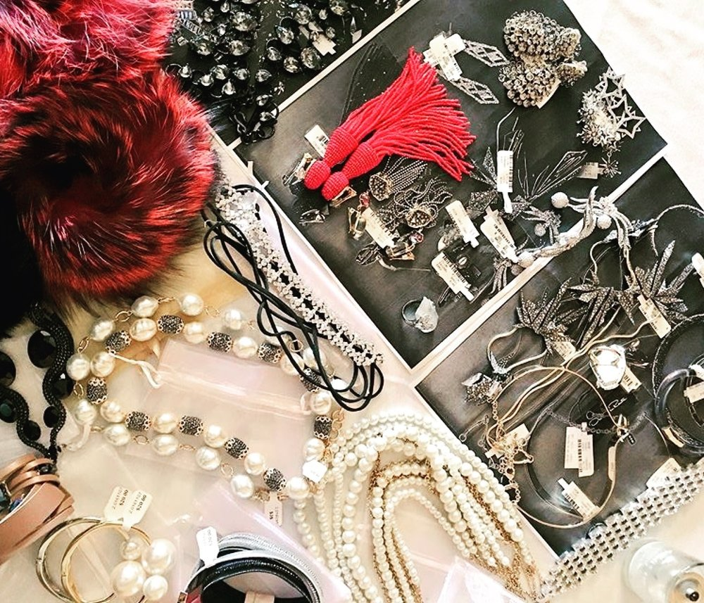 Is your bling cluttered? - Jewelry organization is available