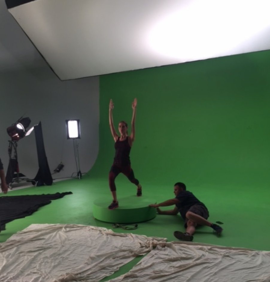 Behind the scene of 5hr Energy Commercial