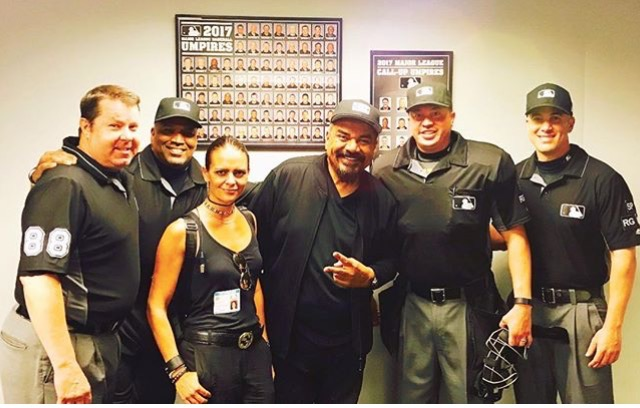 "Shooting ""Very Superstitious"" TV show staring George Lopez"