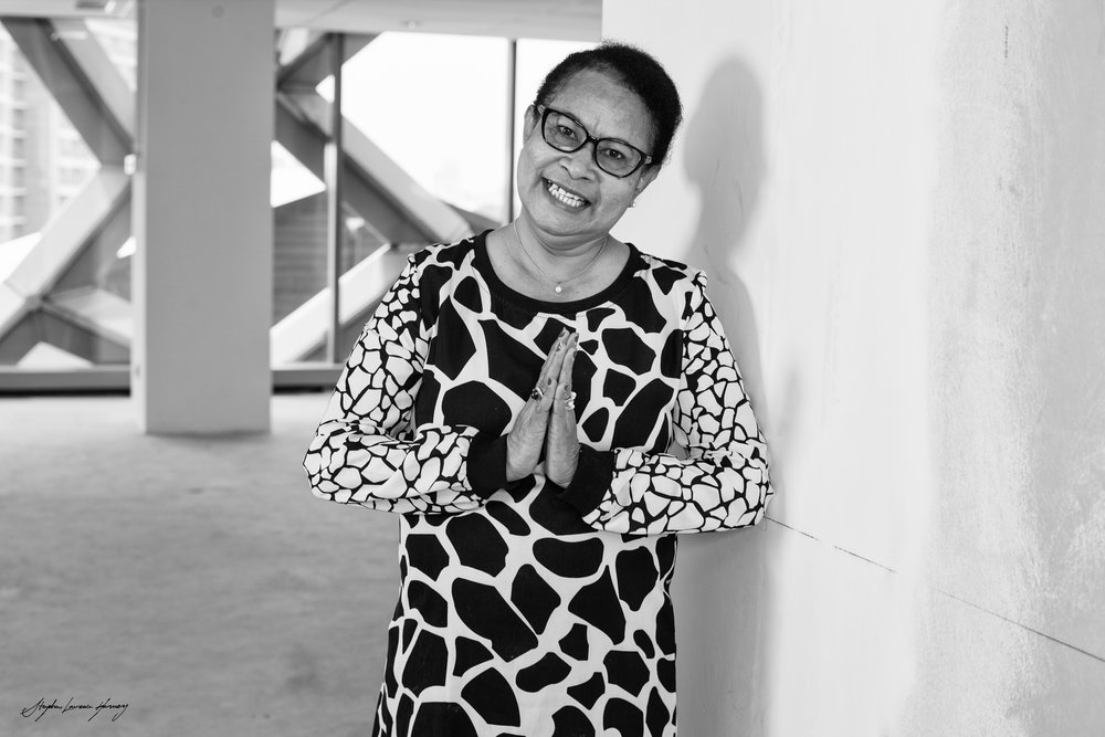 Yohana Susana Yembise ( Papua New Guinea )